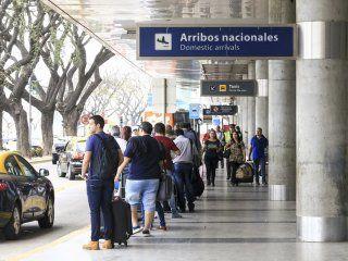 la tarifa prefijada para taxis rige a partir de este miercoles en aeroparque