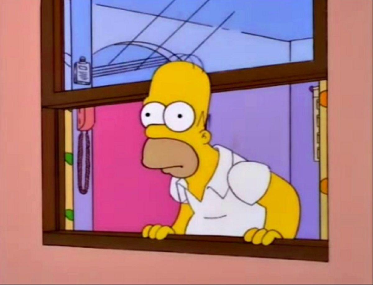 #MilhouseChallenge, el nuevo reto viral de Los Simpson que rompe todo en las redes