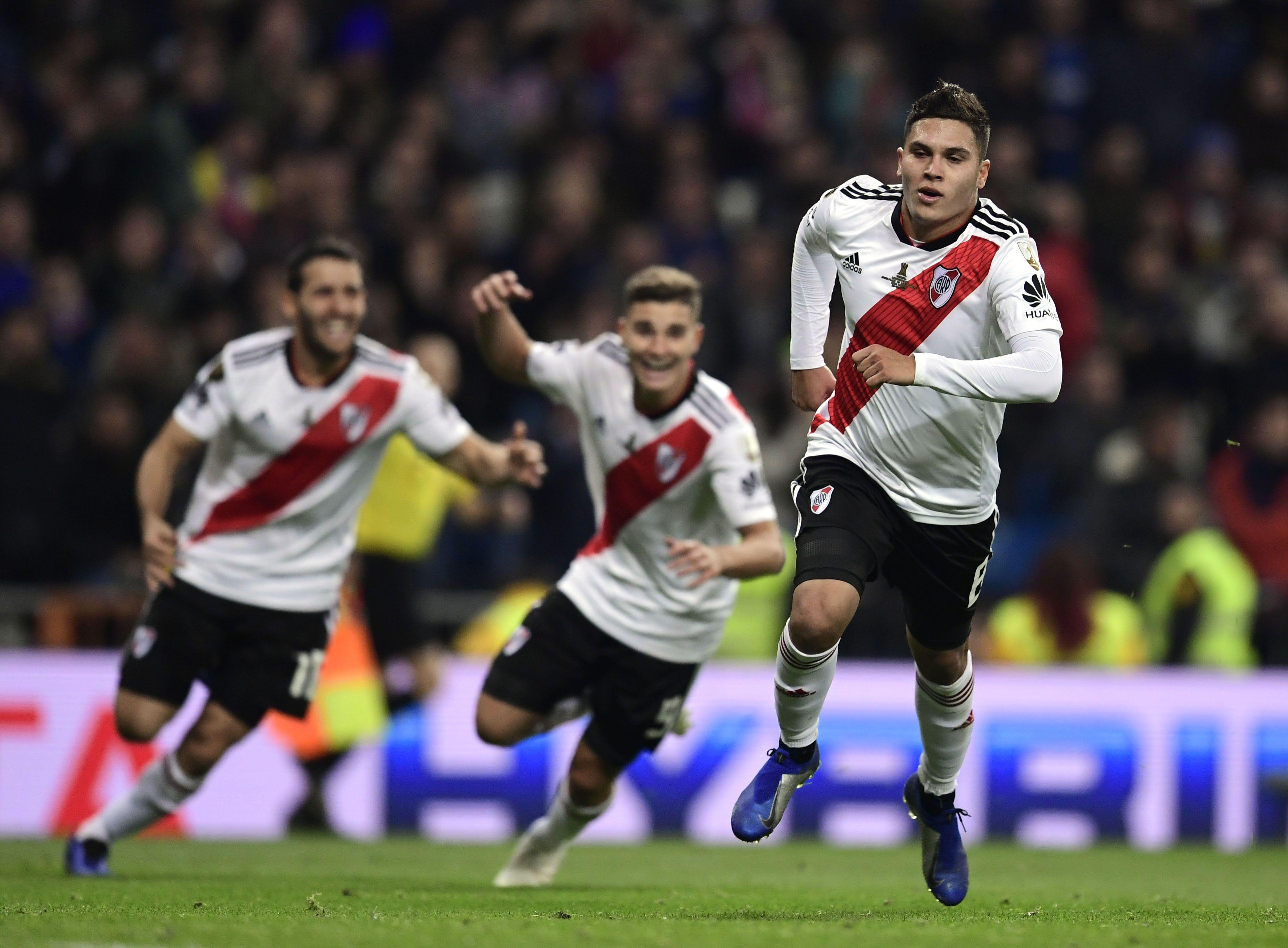 River debuta como local en la Copa Libertadores
