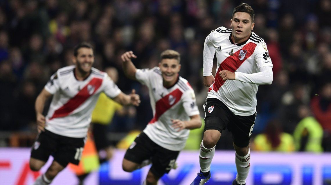 River vs. Palestino de Chile por Copa Libertadores: horario, formaciones y TV