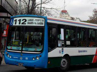 paro de colectivos: por falta de unidades, no funcionan las lineas 112, 165 y 243