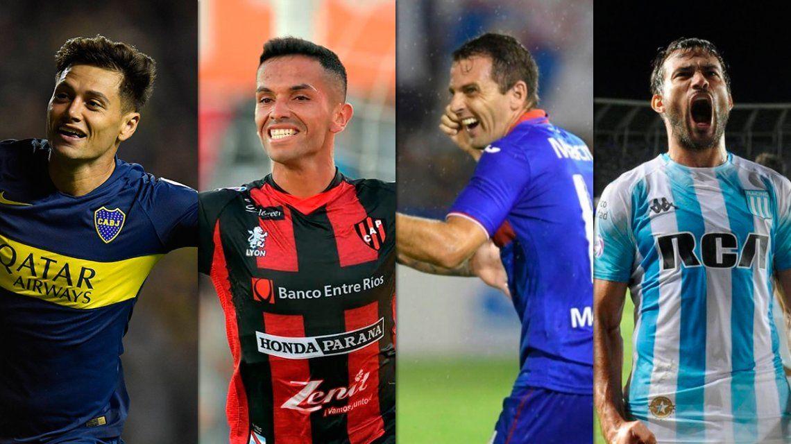 Los goles no se hacen solos: ¿quién es el mayor asistidor de la Superliga?