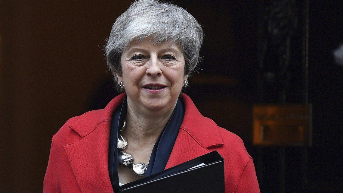 El Parlamento británico rechazó un tercer acuerdo para un Brexit ordenado