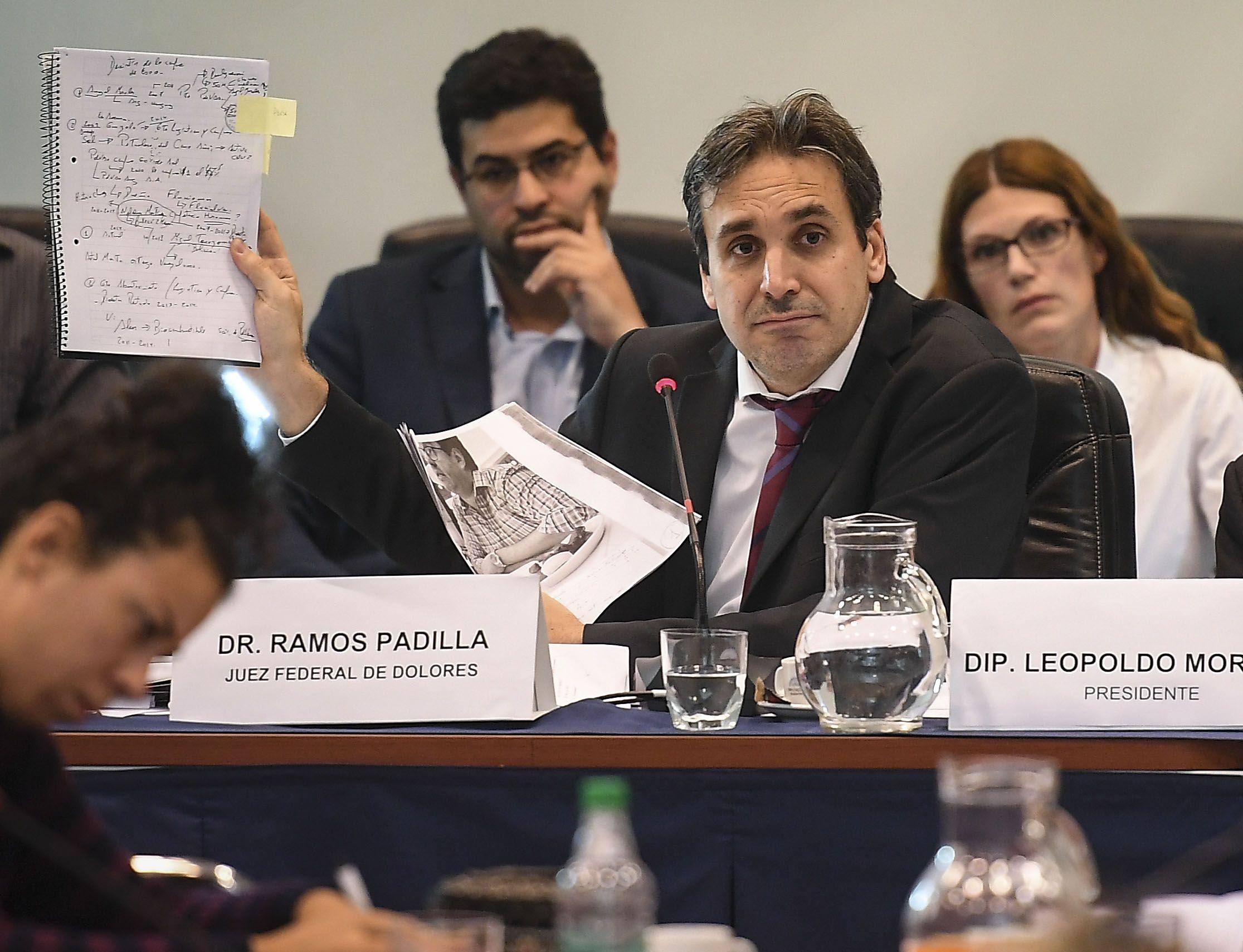Consejo de la Magistratura: El gobierno de Macri busca destituir a Ramos Padilla
