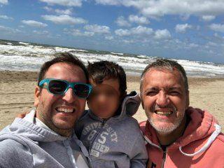 juan pablo tiene dos papas: la lucha de una pareja que debe llegar a la corte suprema