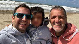 Juan Pablo tiene dos papás: la lucha de una pareja que debe llegar a la Corte