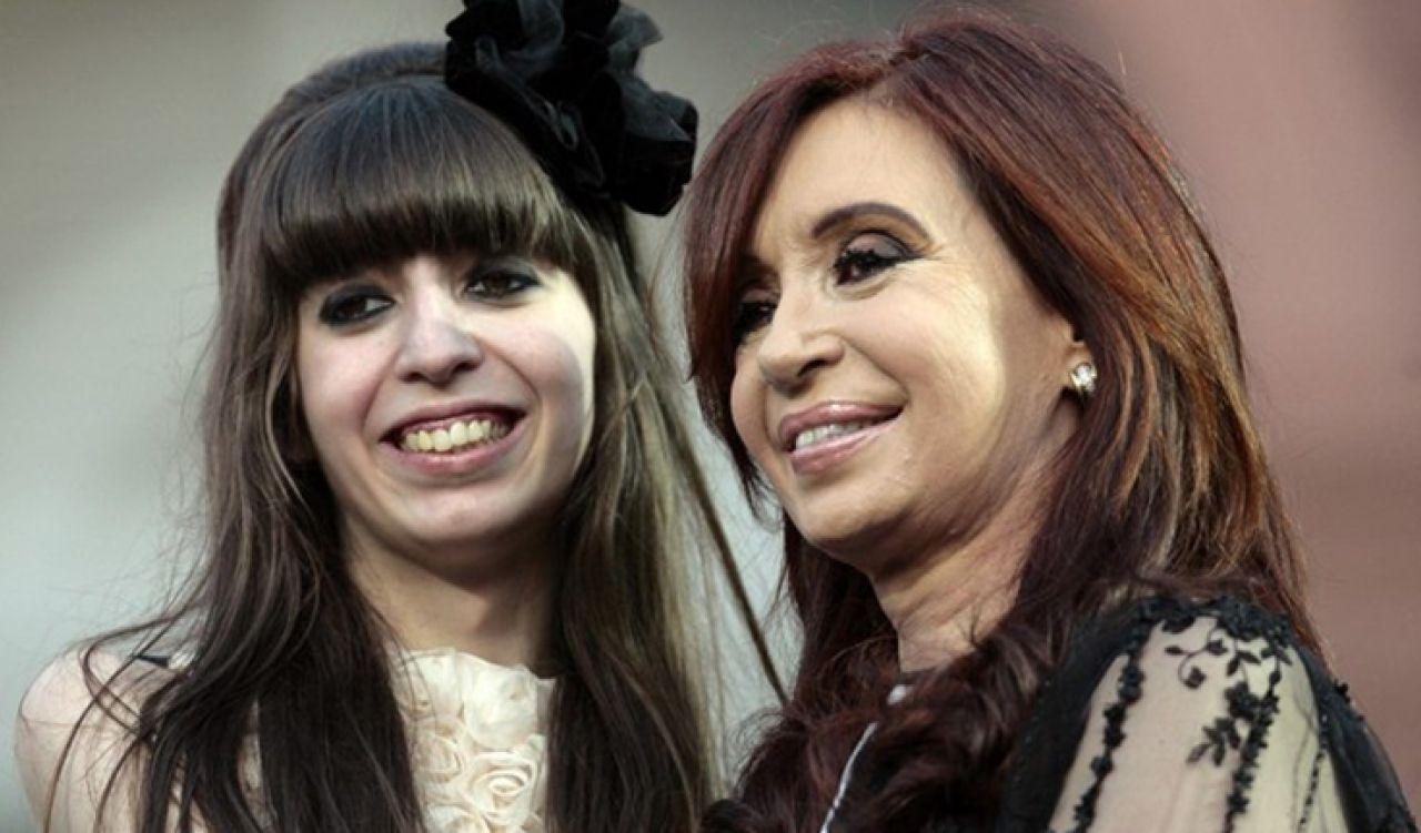 Cristina despidió a su madre en el hospital y se va a Cuba a visitar a Florencia