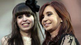La Justicia le pidió a Florencia Kirchner que amplíe los informes sobre su salud