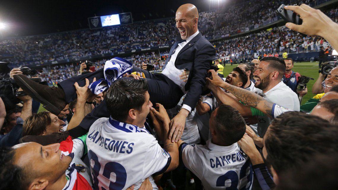 ¿Y Mbappé? A Zidane ya le dieron su primer refuerzo en el Real Madrid