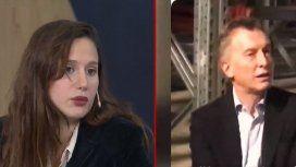 Agustina Pérez Núñez fue damnificada por el empresario al que visitó Macri