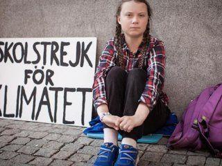 quien es greta thunberg, la activista de 16 anos nominada al premio nobel de paz