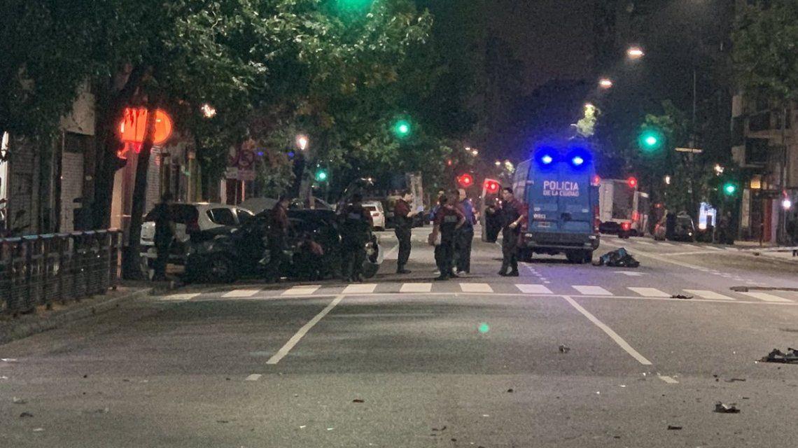 Persecución, choque y muerte en San Cristobal: así intentaban darse a la fuga tres delincuentes