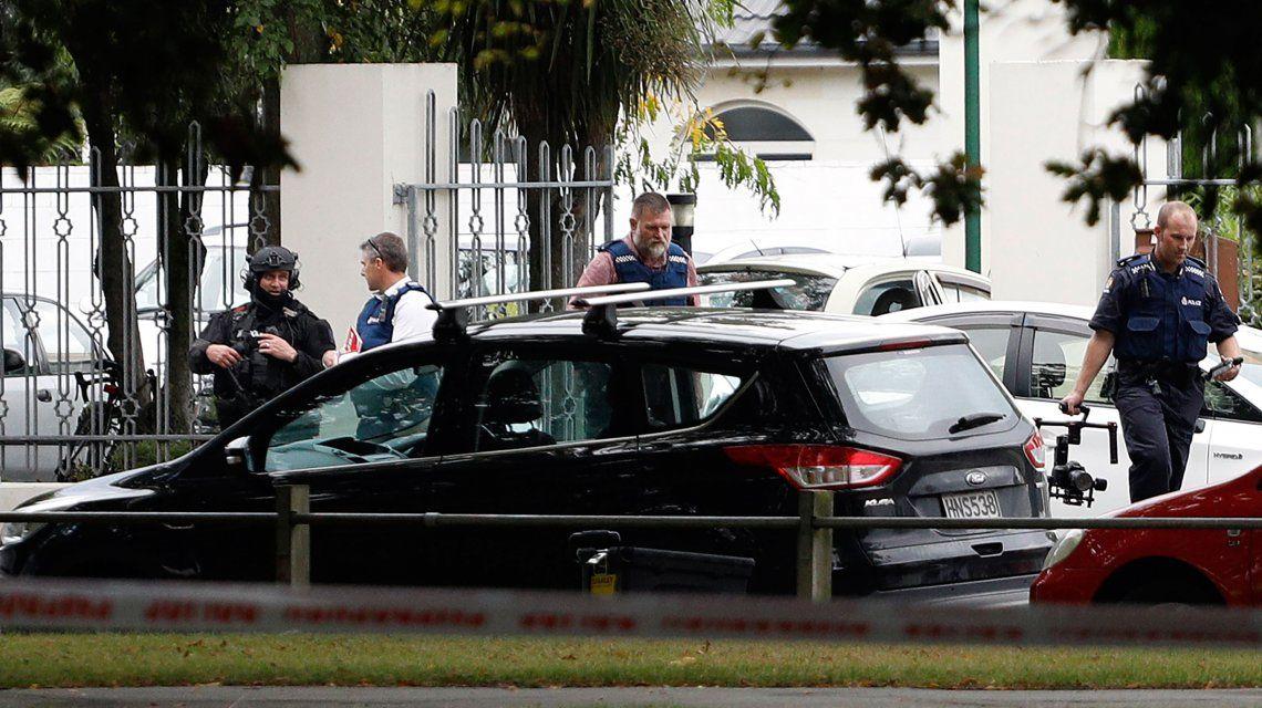 Masacre en Nueva Zelanda: así atraparon al autor del atentado en la mezquita de Christchurch
