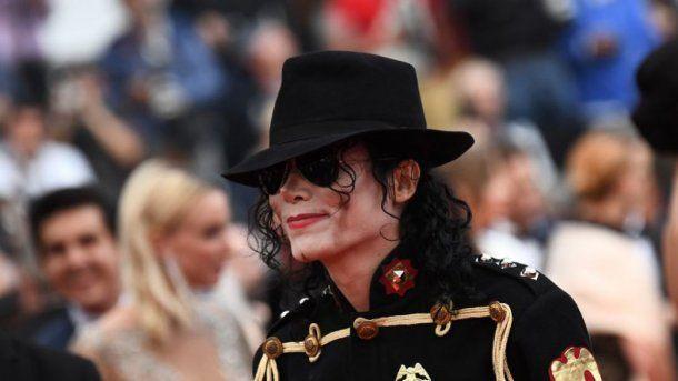 Michael Jackson<br>