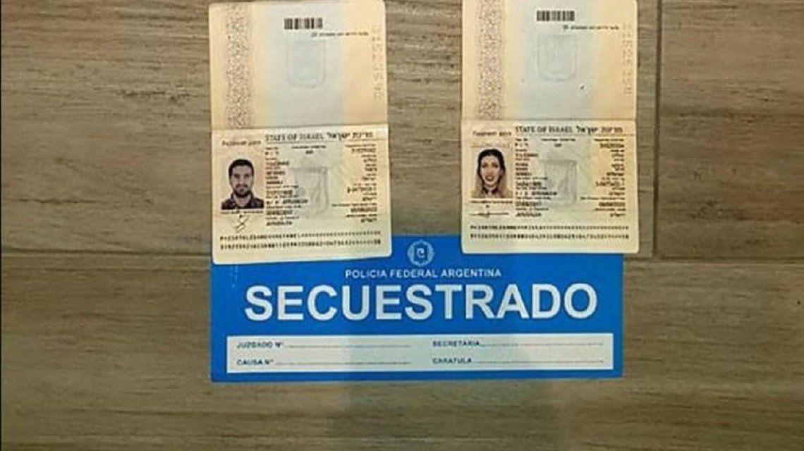 Migraciones suspendió a dos funcionarios por dejar entrar a los iraníes con pasaportes falsos
