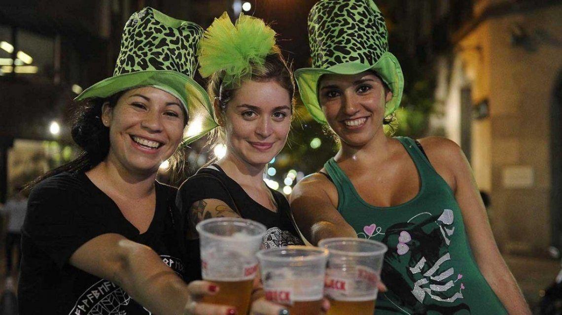 ¿Por qué se toma cerveza en San Patricio?