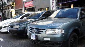 En un mes, la venta de autos usados cayó un 10%