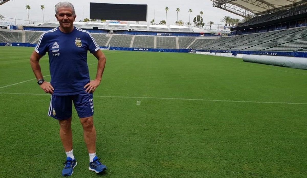 Burruchaga renunció como manager de la Selección