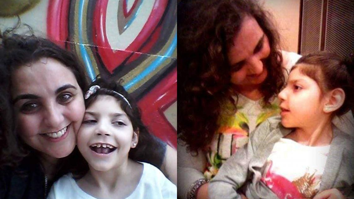 Dolores Pettignani piden que le devuelvan el celular donde tiene fotos de su hija fallecida.