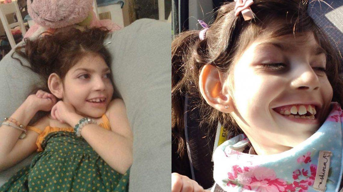 Lucía falleció el 10 de septiembre de 2018 acausa de una infección intrahospitalaria.
