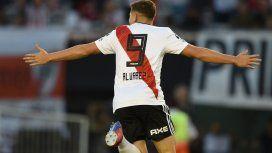 River goleó a Independiente y continúa en la pelea para meterse en la Libertadores