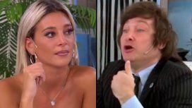 VIDEO: Milei hizo llorar a Sol Pérez y lo echaron del programa