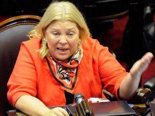 carrio acuso a lorenzetti de intentar hacerle un golpe al presidente de la corte suprema