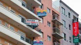 Las escrituras con créditos hipotecarios se desplomaron un 91% en la Ciudad