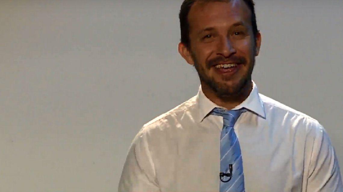 Ramos Padilla y la doble vara de Cambiemos para la Justicia en el clip de Bercovich para Brotes verdes