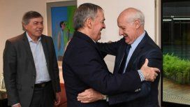 Juan Schiaretti y Roberto Lavagna
