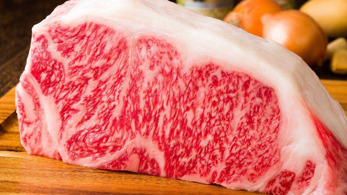 La carne de buey de Kobe es una de las más sabrosas