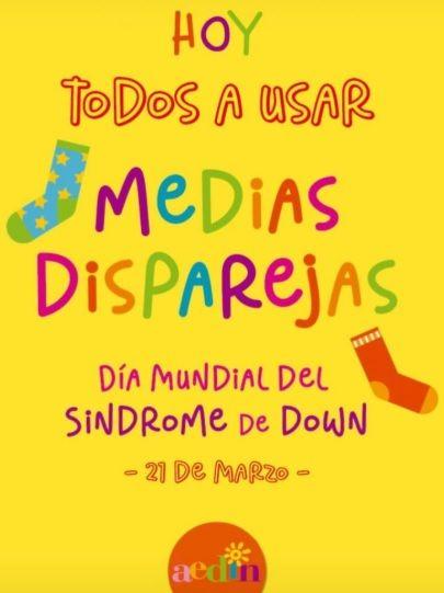 Este jueves se celebra el Día Mundial del Síndrome de Down