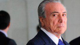 Temer asegura ahora que la destitución de Dilma fue un golpe de Estado