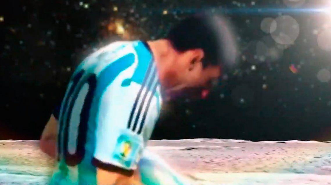 10 argentinos en 1: el emotivo video de AFA por la vuelta de Messi a la Selección
