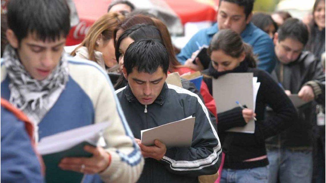 La desocupación aumentó al 9,1% en el cuarto trimestre de 2018: hay 260 mil desempleados más