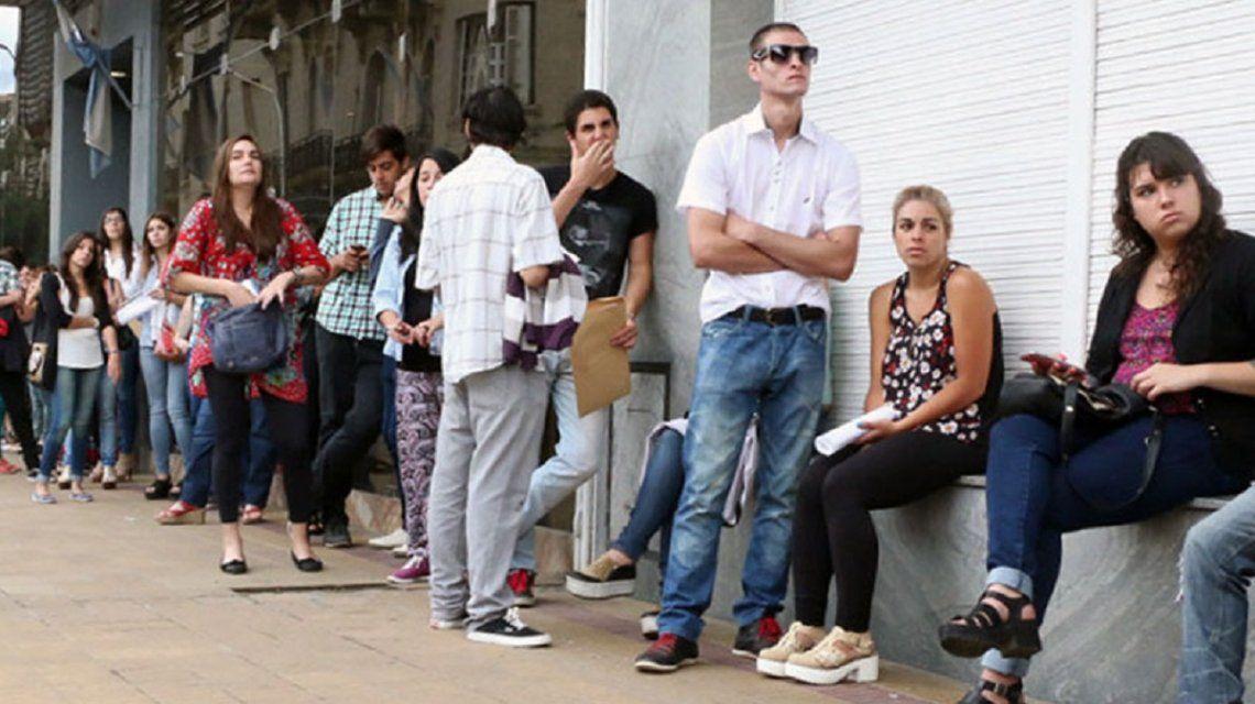 Seis de cada diez argentinos temen perder el empleo