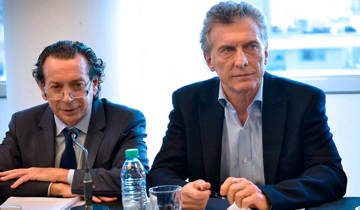 La consultora de un ministro de Macri admite el desplome de la economía