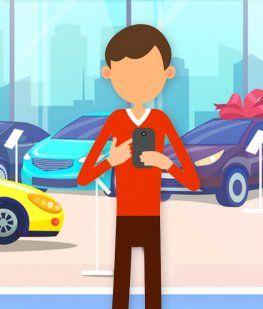 De la concesionaria al celular: la investigación online ya es decisiva a la hora de elegir un auto