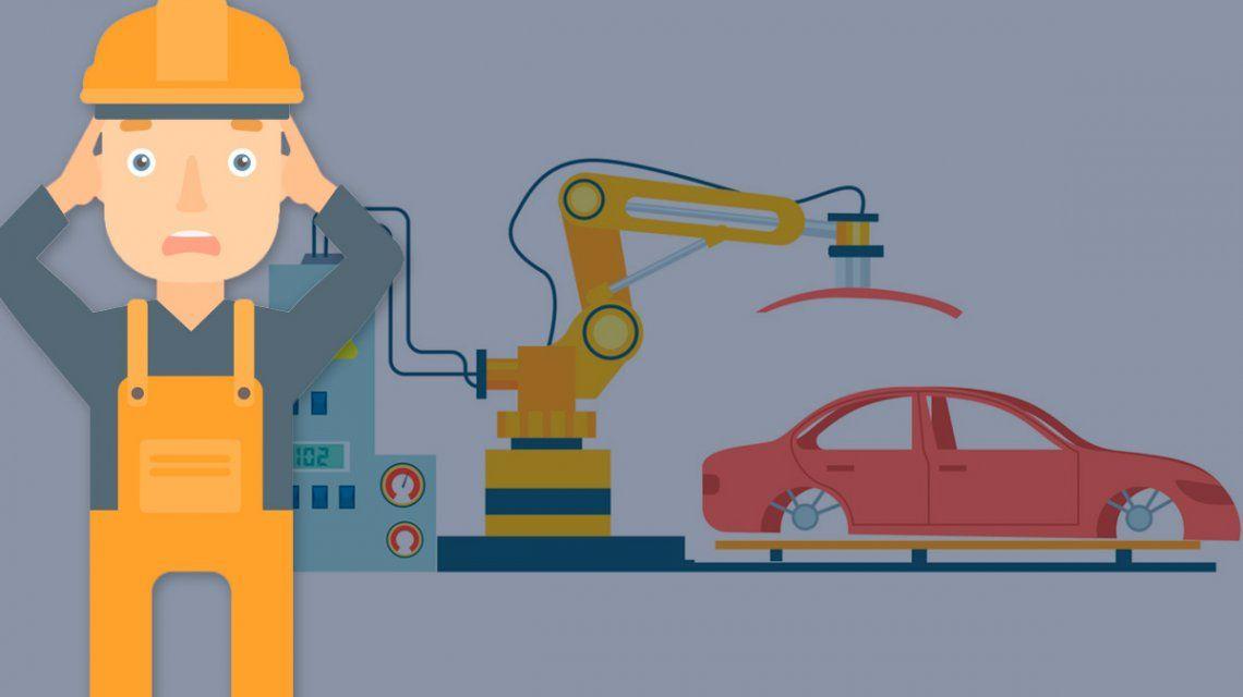La industria automotriz en terapia intensiva: 13 despidos y 85 suspendidos por día en tres meses de 2019