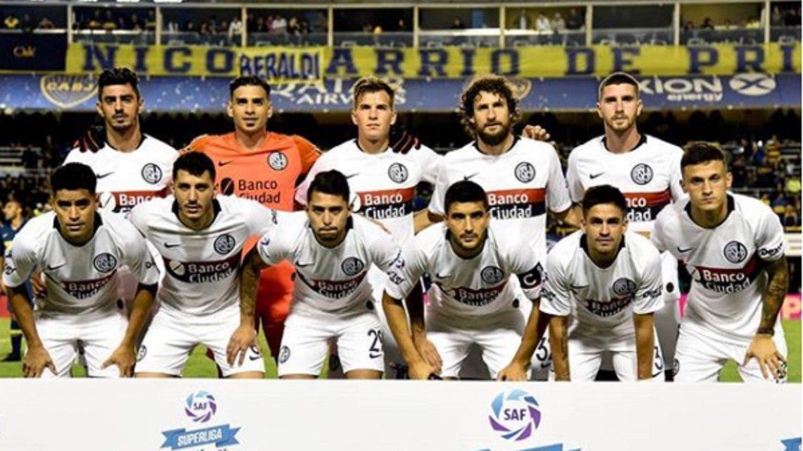 San Lorenzo apelará la decisión de la Superliga de sacarle puntos
