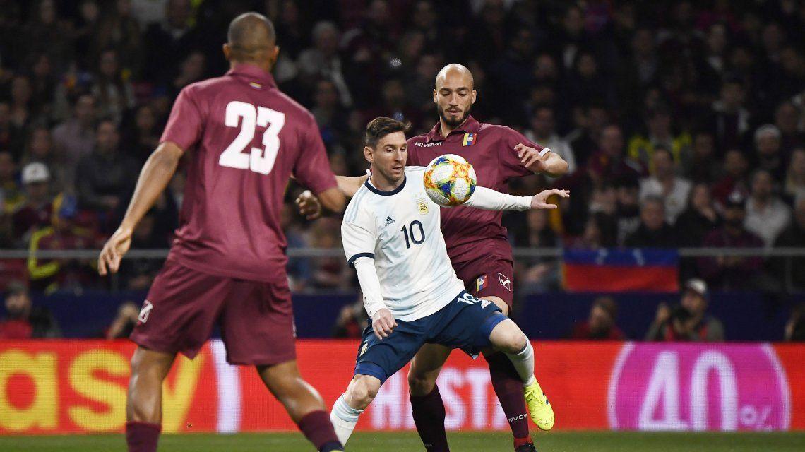 ¿Cómo quedó la Selección argentina en el ranking FIFA tras la doble fecha de amistosos?