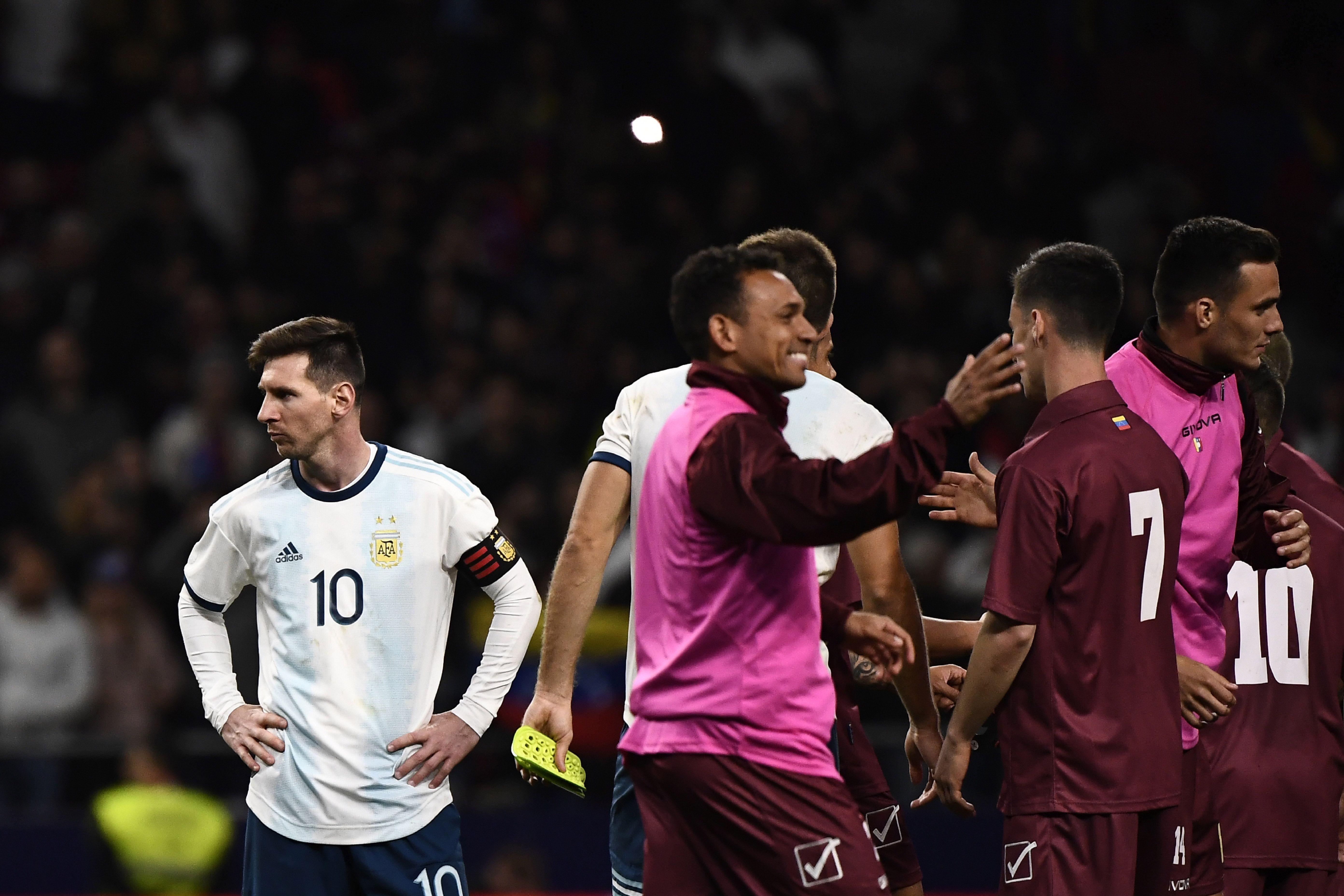 Messi rompió el silencio ante las críticas: Se hizo una costumbre pegarme e inventar