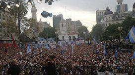 Domingo de cortes y marchas a Plaza de Mayo por el Día de la Memoria