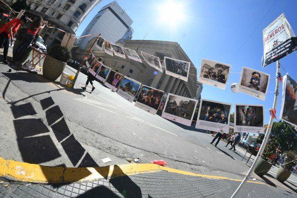 La marcha por el Día de la Memoria, la Justicia y la Verdad que se conmemora el 24 de marzo es una de las más concurridas