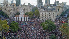 24 de Marzo con guiño a las elecciones: La memoria y la unidad son herramientas para recuperar nuestros derechos