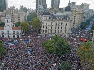 24 de marzo con guino a las elecciones: la memoria y la unidad son herramientas para recuperar nuestros derechos