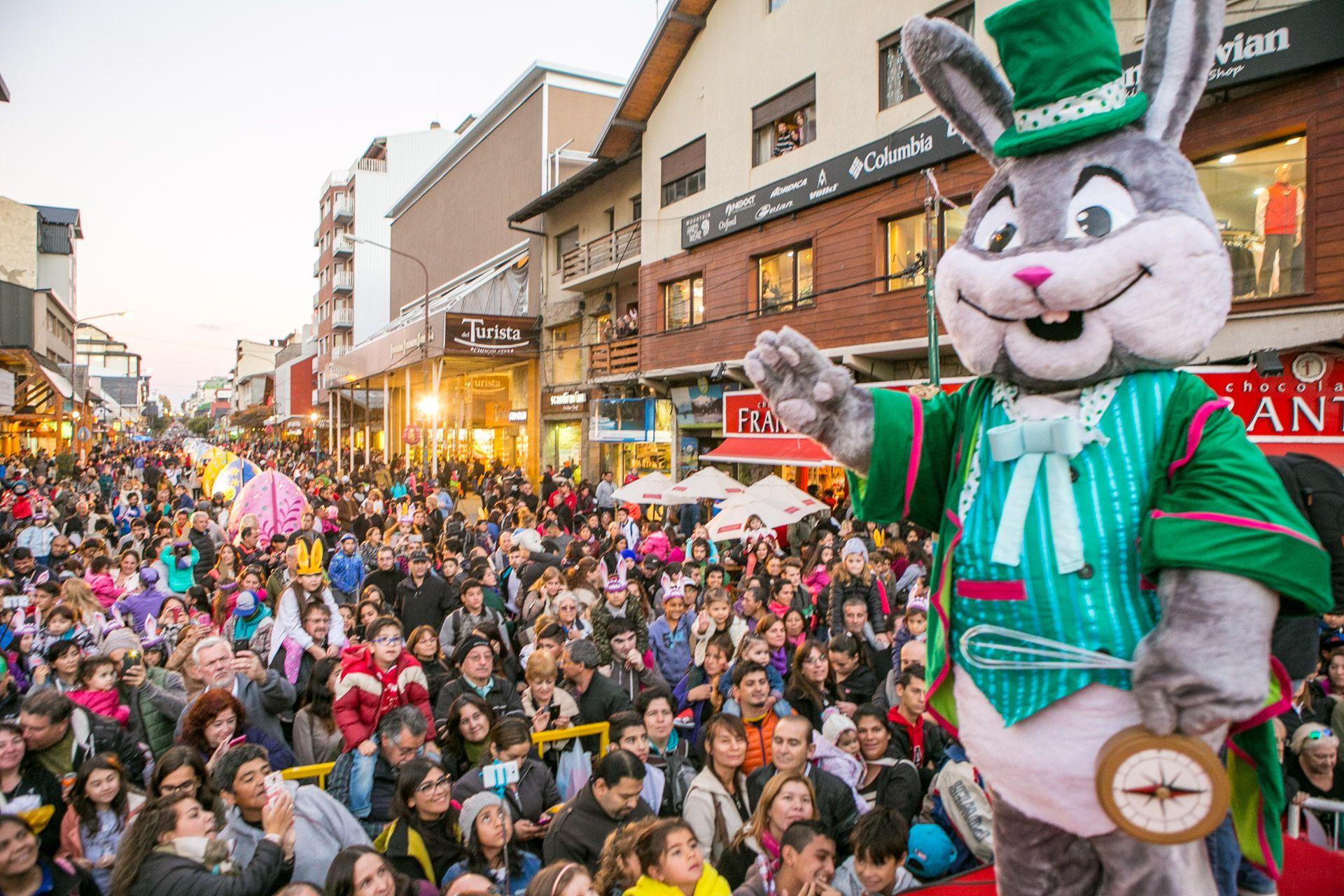 Bariloche festeja una nueva edición de la Fiesta Nacional del Chocolate