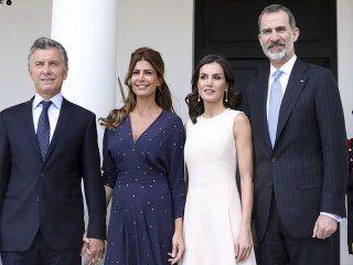 por el papelon con los reyes de espana, presento la renuncia el jefe de ceremonial de cancilleria