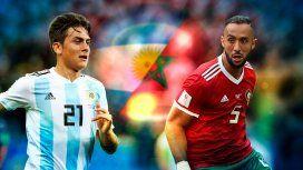 Sin Messi, Argentina quiere cambiar su pálida imagen ante Marruecos
