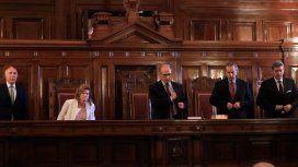 Por presión del Gobierno, la Corte confirmó que el juicio a CFK será el próximo martes